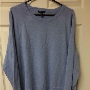 Eileen Fisher merino wool sweater